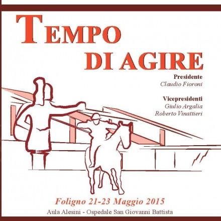 XIV Congresso Nazionale SNR  Foligno, 21/23 Maggio  2015