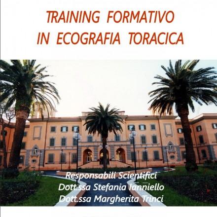 Training Formativo in Ecografia Toracica –  Roma 9 Marzo  2016