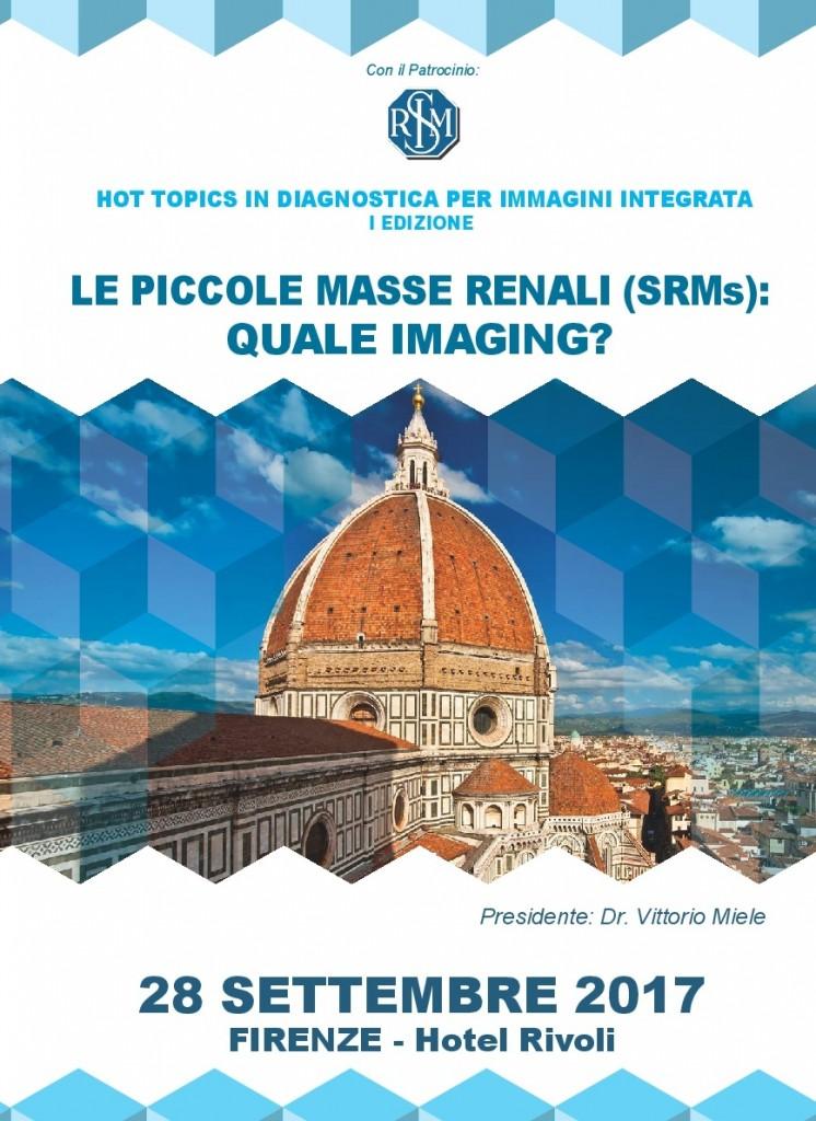Cover Le Piccole masse Renali