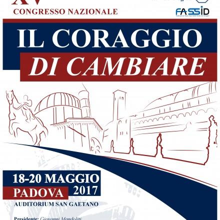 XV Congresso Nazionale Sindacato Nazionale Area Radiologica  – Padova 18-20 Maggio  2017