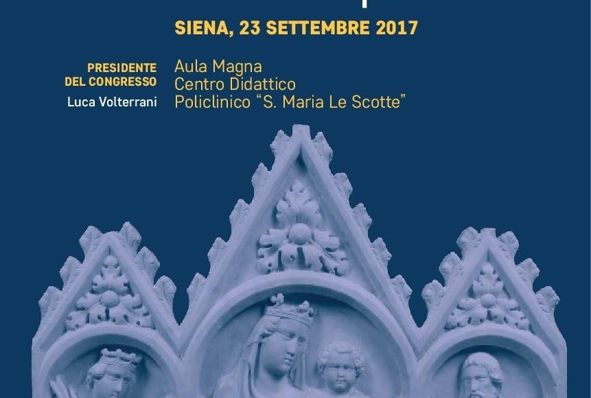 """Raduno Annuale Gruppo Regionale Toscano della SIRM  """"IL POLMONE NON NEOPLASTICO""""   Siena  23 Settembre  2017"""