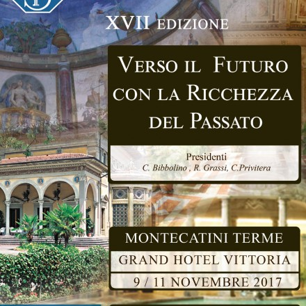 Le Giornate Radiologiche di Montecatini  – 9-11 Novembre  2017  Montecatini Terme