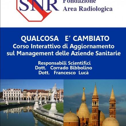 Corso Interattivo di Aggiornamento sul Management delle Aziende Sanitarie  – Padova  16 Novembre