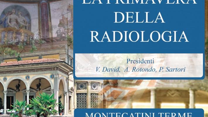 Le Giornate Radiologiche di Montecatini – 12/13 Aprile  2018