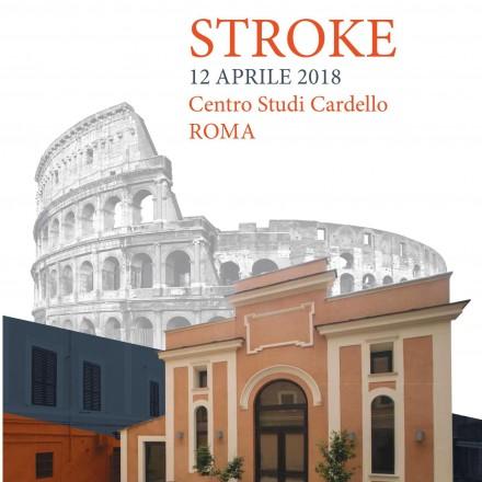 STROKE    Roma   12 Aprile  2018