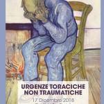 Urgenze Toraciche non Traumatiche  –  Pisa, 17 Dicembre  2018