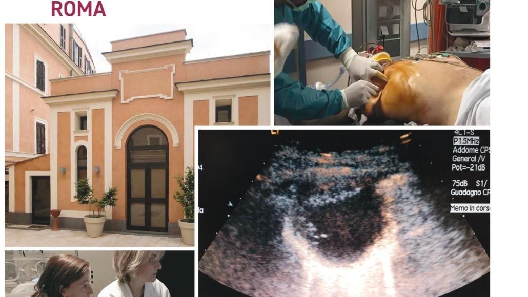 Training Formativo in Ecografia Toracica  – Roma  25 Gennaio   2019