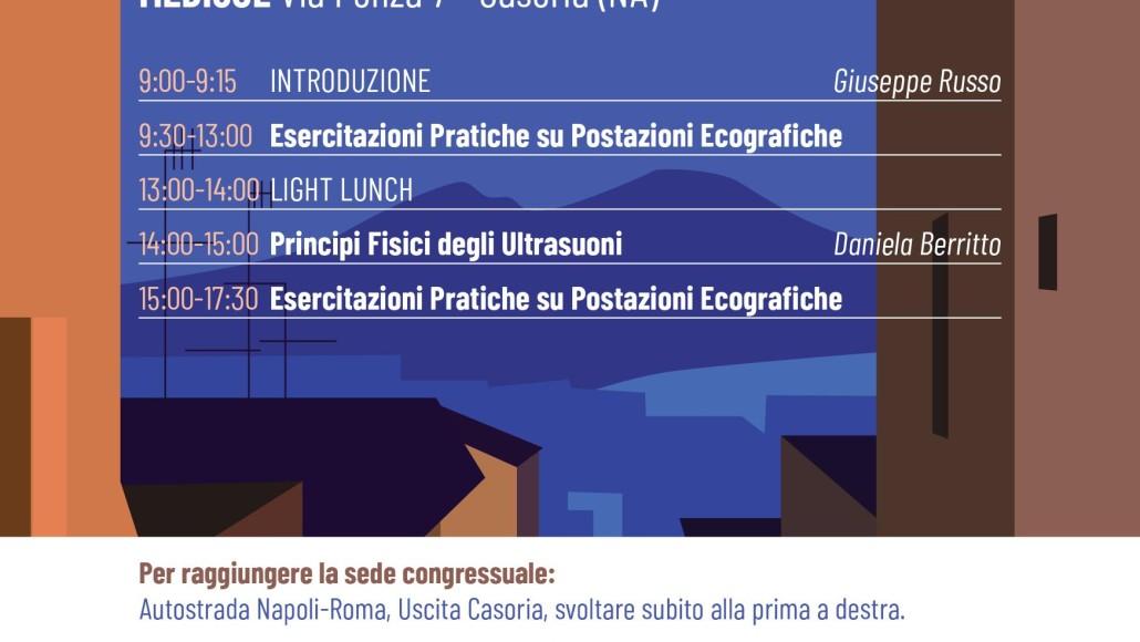 Verticale delle Apparecchiature Ecografiche…dal Portatile al Super Accessoriato, Casoria (NA)