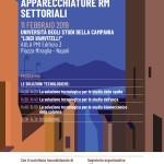 La Soluzione Tecnologica di ESAOTE per le Apparecchiature RM Settoriali . Napoli  11 Febbraio  2019