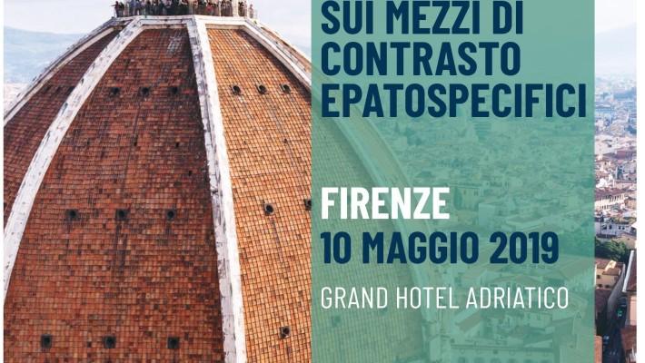 Hot Topics Esperienze a confronto sui mezzi di contrasto epatospecifici – Firenze  10 Maggio  2019
