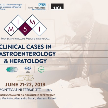 MIMI – Clinical Cases in Gastroenterology & Hepatology – Montecatini Terme June 21-22, 2019