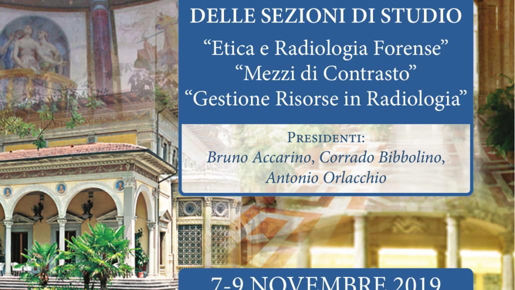 Le Giornate Radiologiche di Montecatini –  7/9 Novembre  2019