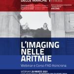 """WEBINAR – FAD ASINCRONA  """"IMAGING NELLE ARITMIE""""  29 Marzo 2021-30 Giugno 2021"""