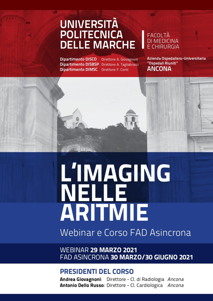 Cover IMAGING NELLE ARITMIE