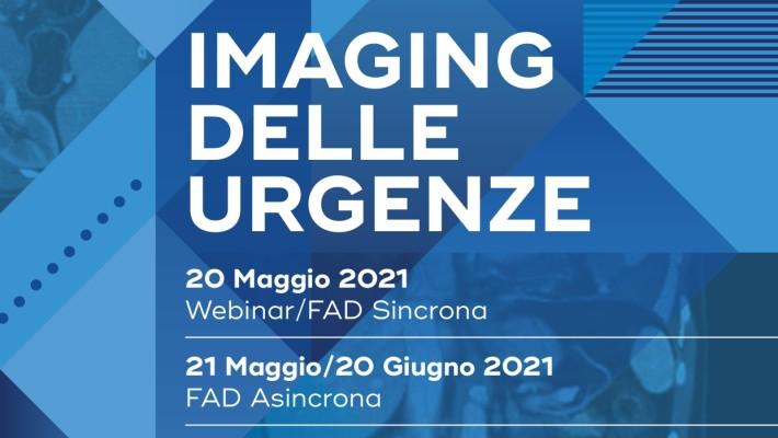 IMAGING DELLE URGENZE – Evento virtuale  20 Maggio-20 Giugno  2021