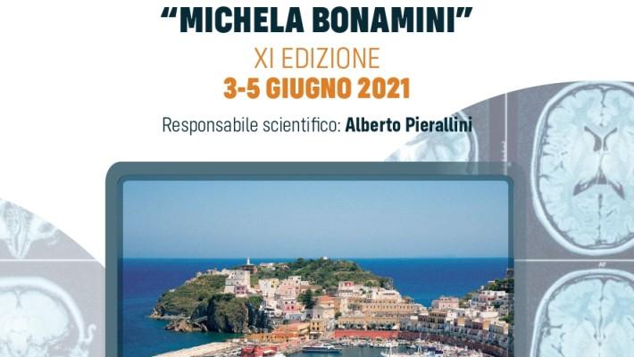 """Webinar """"Incontri clinico-radiologici  di neuroscienze """"Michela Bonamini""""   3-5 Giugno 2021"""